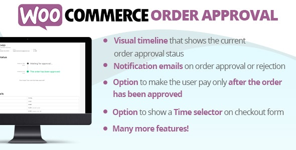 WooCommerce Order Approval Plugin free download