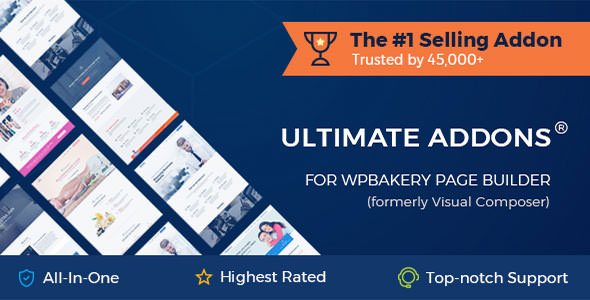 Ultimate Addons for Visual Composer Nulled
