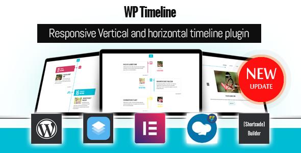 WP Timeline WordPress Plugin Free Download