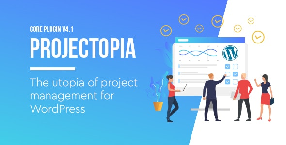 Projectopia Ultimate Nulled Plugin free download