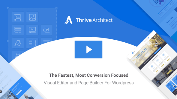 Thrive Architect v2.4.8 Nulled - Visual WordPress Page Builder