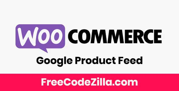WooCommerce Google Product Feed Free Download