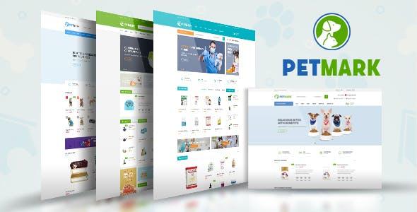 PetMark WordPress Theme Free Download