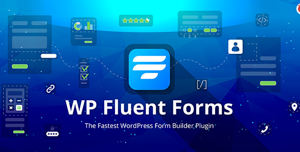 WP Fluent Forms Pro Add-On Nulled