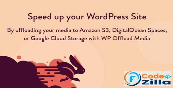 WP Offload Media Nulled – WordPress Plugin