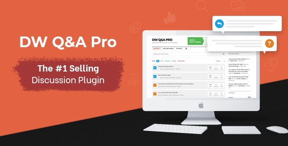 DW Question & Answer Pro Plugin Free Download