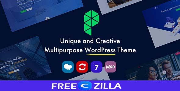 Prelude – Creative Multipurpose WordPress Theme Free Download