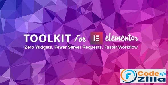 Free Download ToolKit For Elementor v1.5