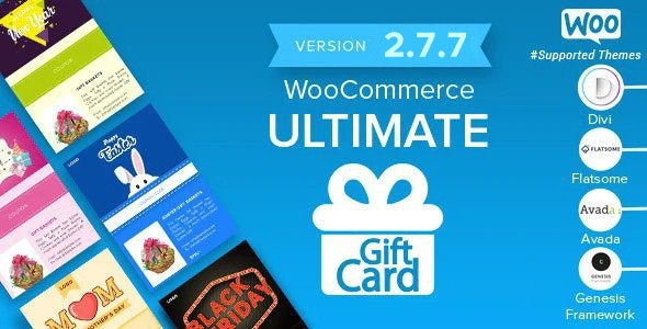 WooCommerce Ultimate Gift Card Plugin Free Download