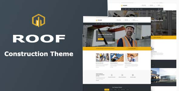 Roof WordPress Theme Free Download