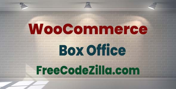 WooCommerce Box Office Plugin Free Download