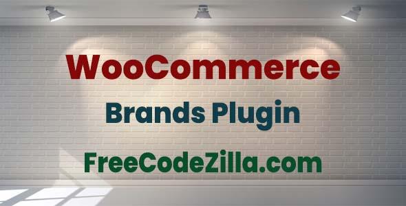 WooCommerce Brands Plugin Free Download