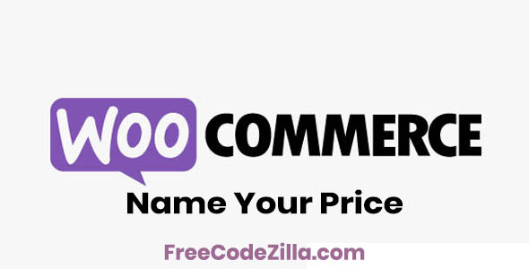 WooCommerce Name Your Price Plugin Free Download