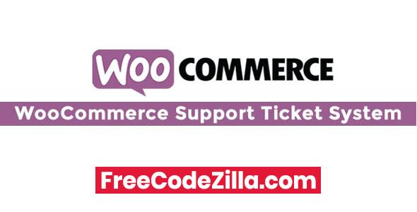 WooCommerce Support Ticket System Free Download