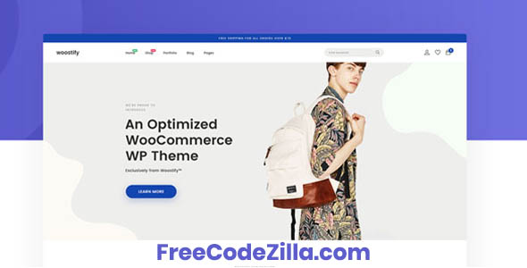 Woostify Pro Nulled – WooCommerce Theme Free Download