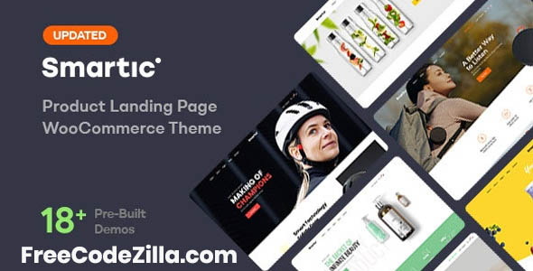 smartic theme free download