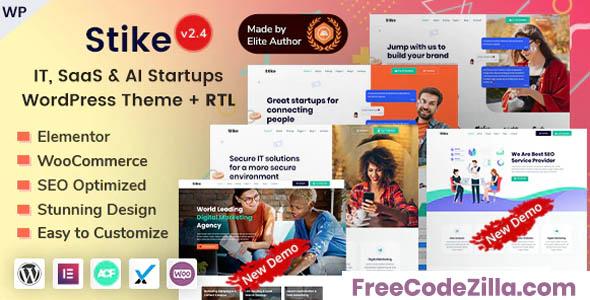 Stike WordPress Theme Free Download