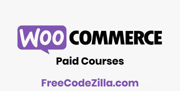WooCommerce Paid Courses Free Download