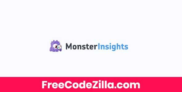 MonsterInsights Pro - Google Analytics Plugin Free Download