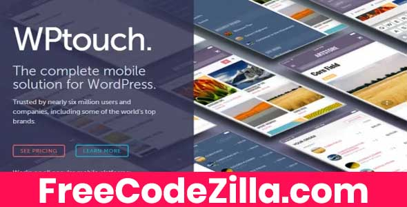 WPtouch Pro - Mobile Suite for WordPress Nulled