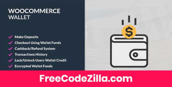 WooCommerce Wallet Plugin Free Download