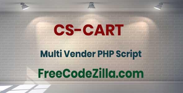 Free Download CS-Cart Multi-Vendor Ultimate Nulled