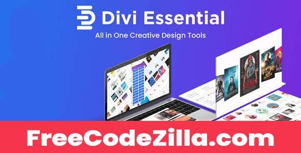 Divi Essential – Divi Extensions For WordPress