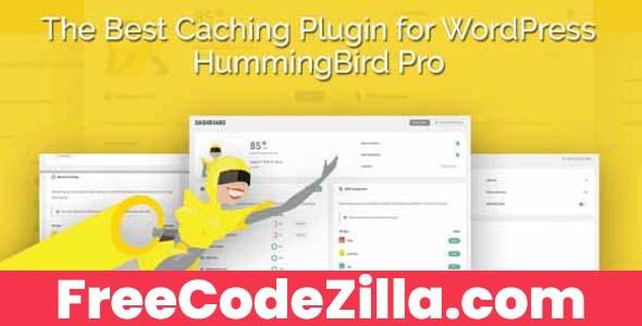 Hummingbird Pro Nulled - WordPress Performance Plugin