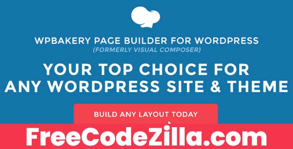 WPBakery Visual Composer Nulled - WordPress Plugin Free Download