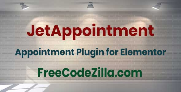 JetAppointment Booking Plugin Free Download