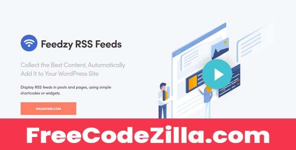Feedzy RSS Feeds Pro – WordPress RSS Feed Plugin