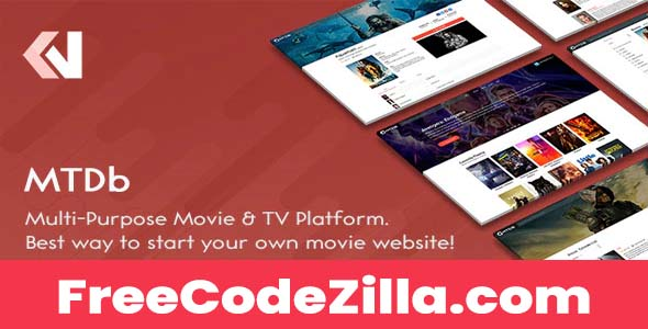 MTDb - Ultimate Movie & TV Database
