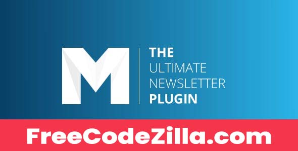 Mailster Nulled - Email Newsletter Plugin for WordPress