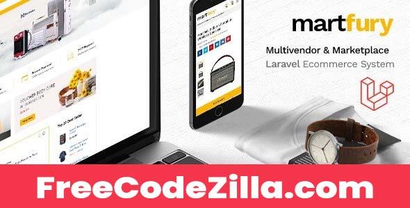 MartFury - Multivendor / Marketplace Laravel eCommerce System