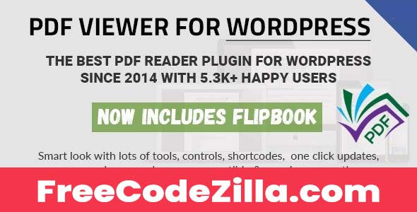 PDF viewer for WordPress Nulled Free Download