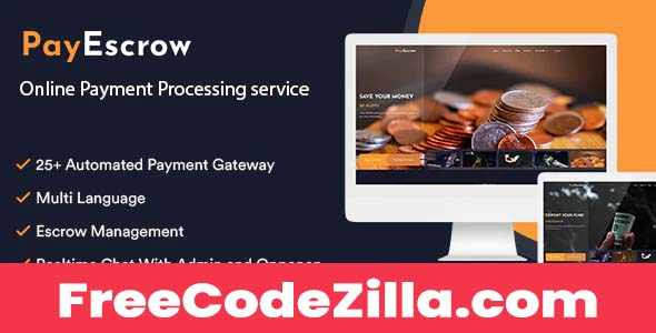 PayEscrow - Online Payment Processing Service