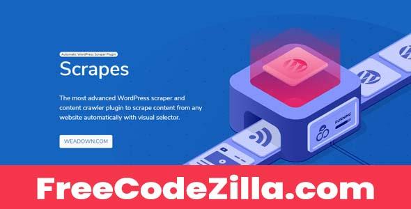 Scrapes Nulled – Automatic WordPress Scraper and Content Crawler Plugin