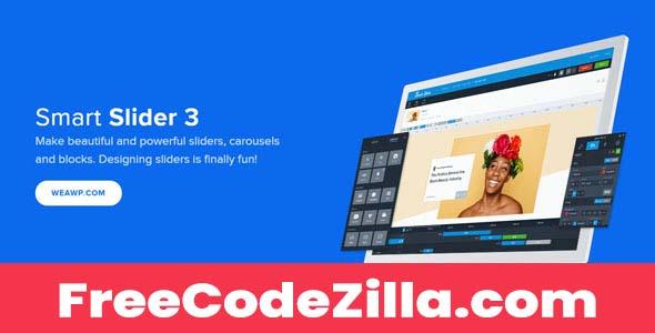 Smart Slider 3 Pro Nulled - WordPress Slider Plugin