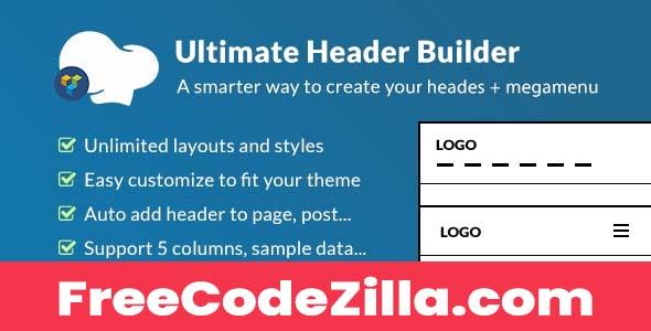 Ultimate Header Builder