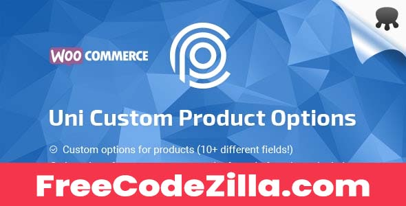 Uni CPO Nulled – WooCommerce Options and Price Calculation Formulas