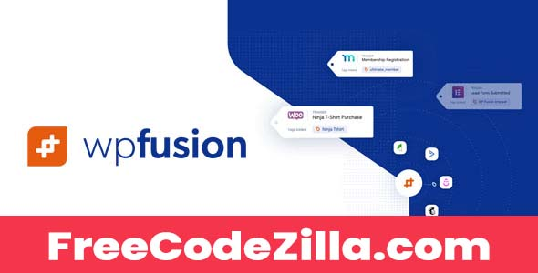 WP Fusion Nulled – Marketing Automation for WordPress Plugin