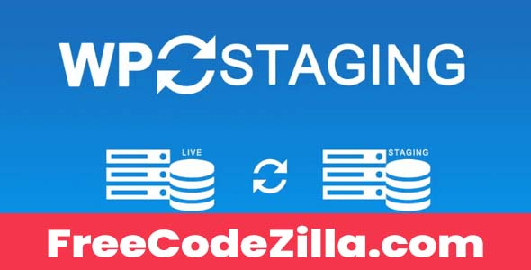 WP Staging Pro – Clone and Migrate Site Free Download