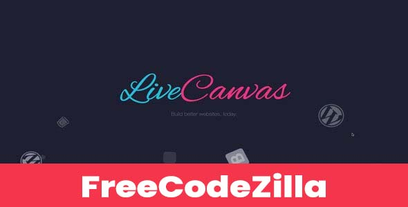 LiveCanvas v2.1.2 Nulled - Pure HTML and CSS WordPress builder