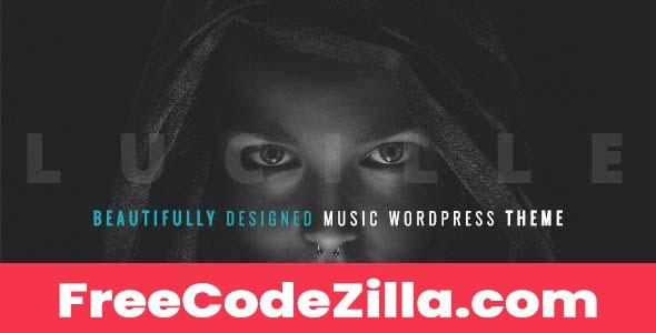 Lucille WordPress Theme Free Download