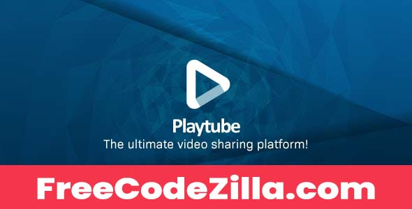 PlayTube Nulled - The Ultimate PHP Video CMS & Video Sharing Platform