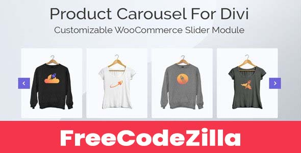 Product Carousel for Divi and WooCommerce Nulled v1.1.0