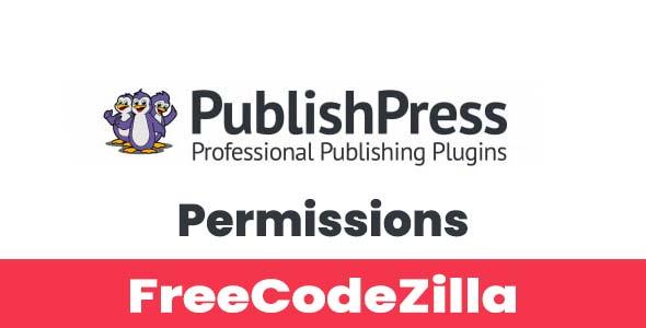 PublishPress Permissions Pro Nulled v3.5.9