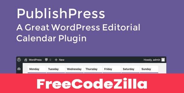 PublishPress Pro Nulled v3.6.2 - WordPress Plugin
