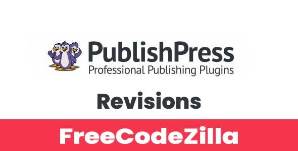 PublishPress Revisions Pro Nulled v2.6.5