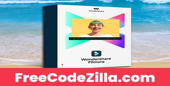 Wondershare Filmora X Free Download